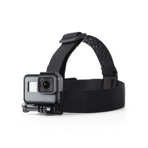 Еластична лента за глава за екшън камера