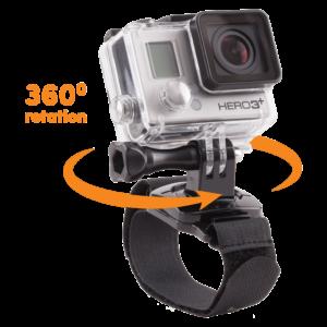 стойка-лента-маунт-за-ръка-екшън-камера-gopro-гопро-3