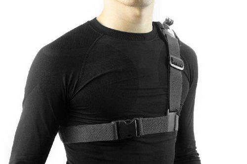 Shoulder-Strap-Mount-GoPro-stoika-ramo-стойка-рамо-gopro-hero-екшън-камера