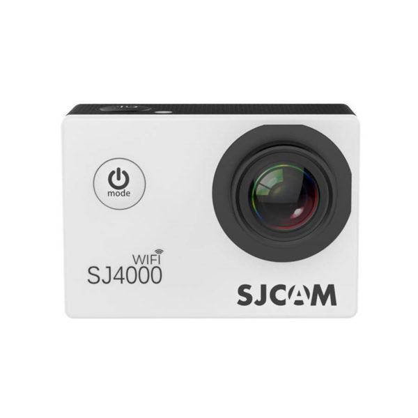 екшън камера sjcam sj4000wifi, бял 1