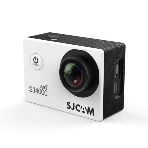 екшън камера sjcam sj4000wifi, бял 3