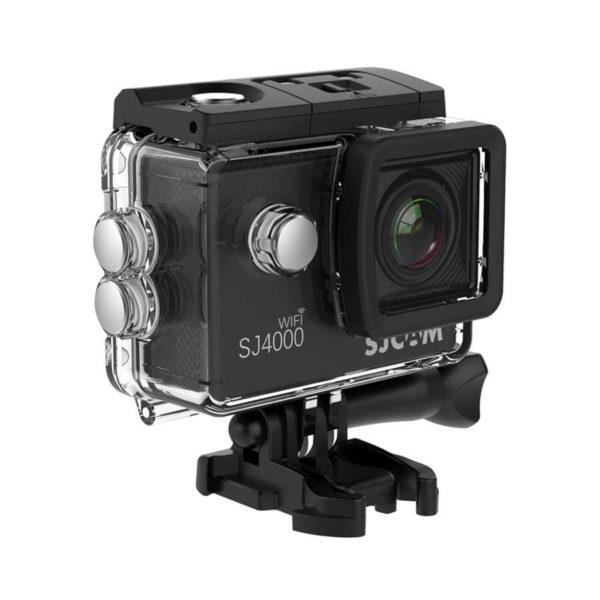 екшън камера sjcam sj4000wifi, черен 2