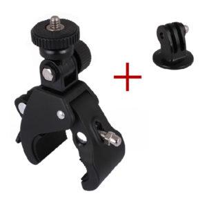 Gopro-Bike-Bicycle-Motorcycle-Handlebar-стойка-колело-мотор-ролбари-харпун-въдица-щека-спортна-екшън-камера