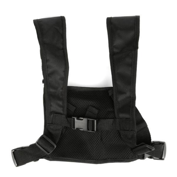 стойка за гърди тип чанта за GoPro 2
