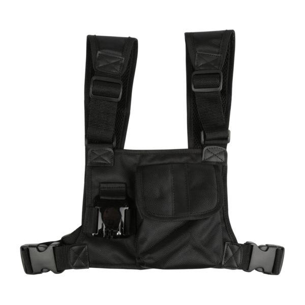 стойка за гърди тип чанта за GoPro 1
