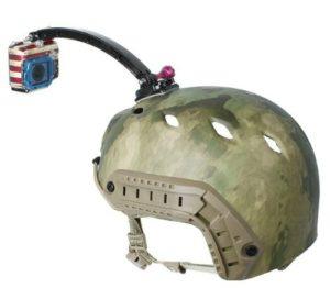 Motorcycle-Cycling-Bike-Helmet-Extension-Arm-Mount-GoPro-селфи-стойка-каска-3