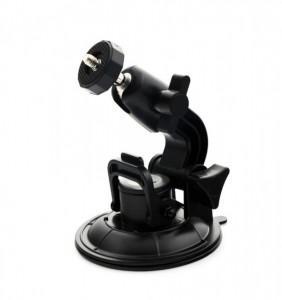 Suction-Cup-Mount-GoPro-вакуум-стойка-за-стъкло-автомобил-екшън-камера