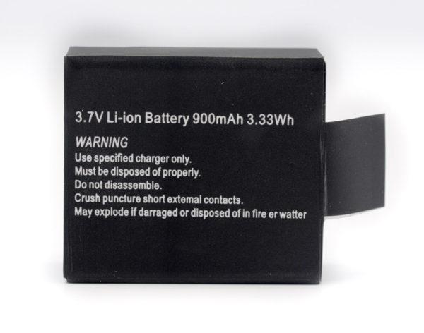 батерия за SJCAM SJ4000 WIFI SJ5000 екшън камера 2