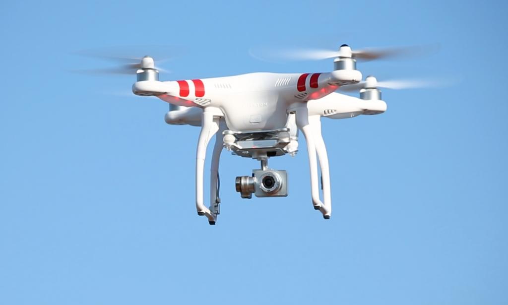 дрон-квадрокоптер-с-екшън-камера-gopro-sj4000-xiaomi-yi