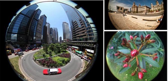 fish-eye-gopro-екшън-камера