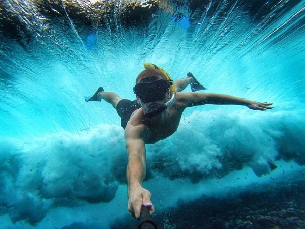Transparent-Floating-Extension-GoPro-monopod-монопод-селфи-стик-selfie-stick-2