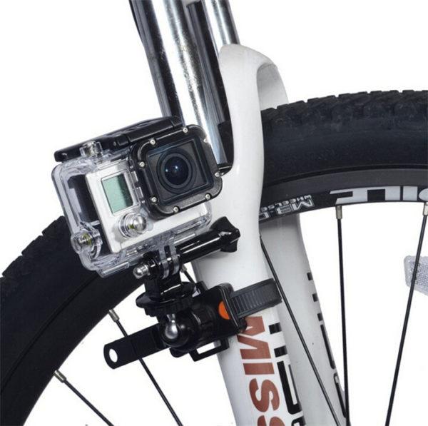 стойка-за-колело-за-екшън-камера-gopro-hero-маунт-колело-мотор-тръба-2