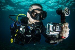 осветление-за-подводно-снимане-gopro