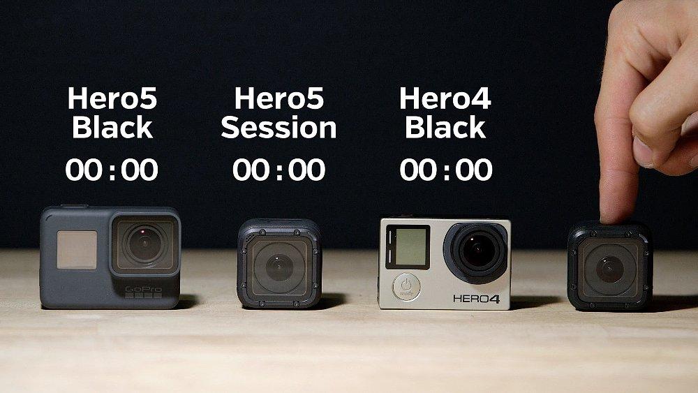 колко издържа батерията на екшън камерата