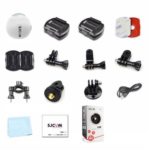 SJCAM SJ360 екшън камера 4