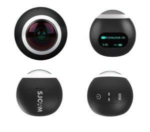 SJCAM SJ360 екшън камера 6