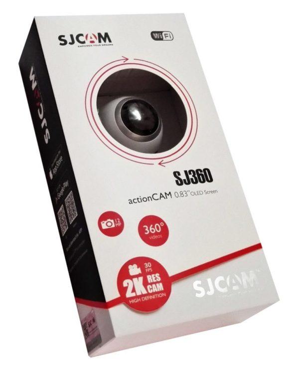 SJCAM SJ360 екшън камера