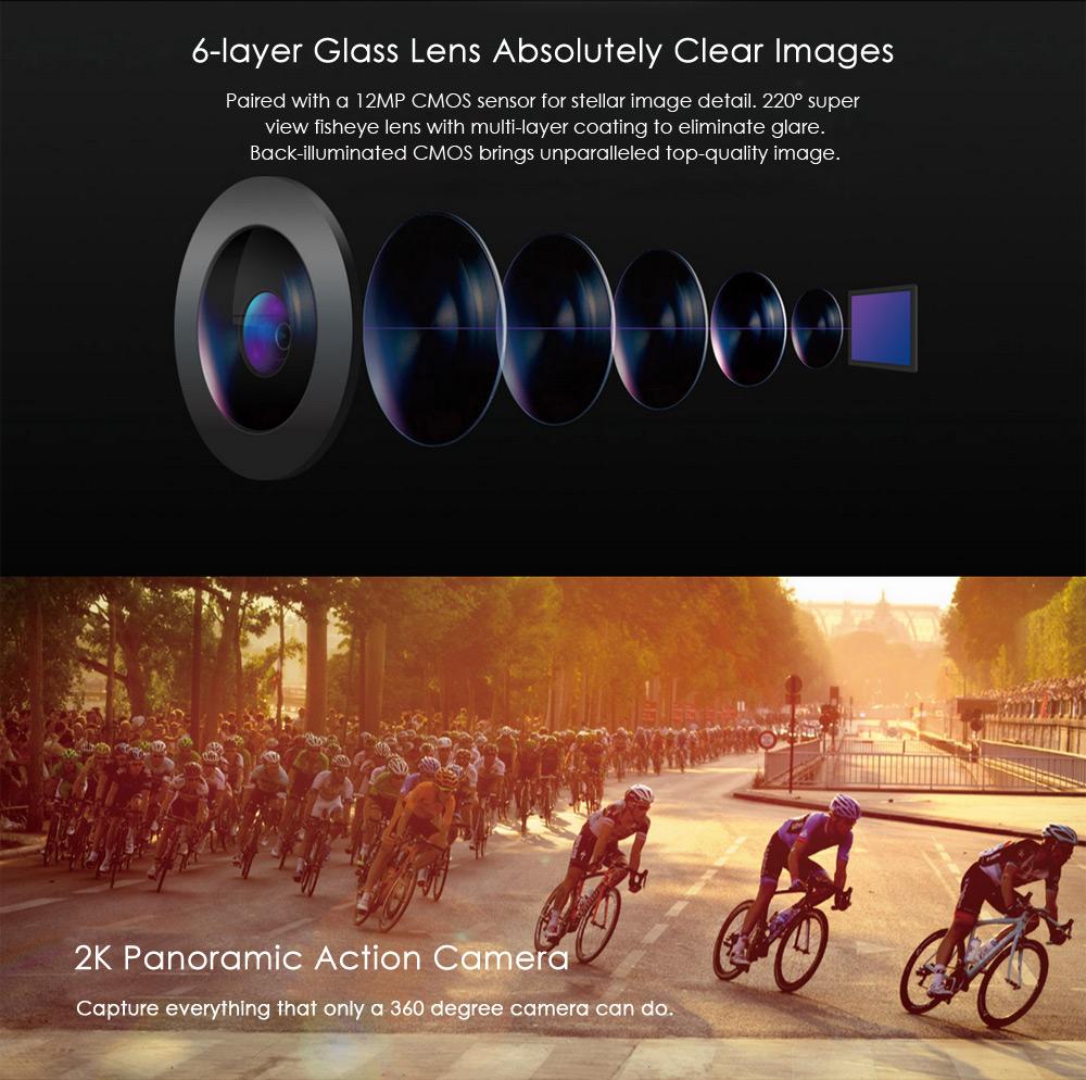 SJCAM SJ360 екшън камера 9