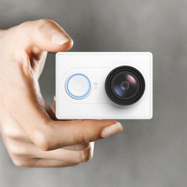 Xiaomi Yi екшън камера бял 4