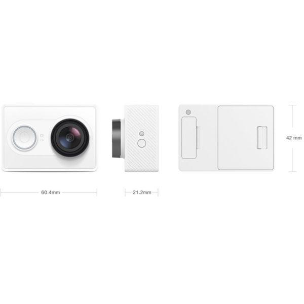 Xiaomi Yi екшън камера бял 5