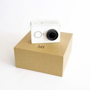 Xiaomi Yi екшън камера бял 6
