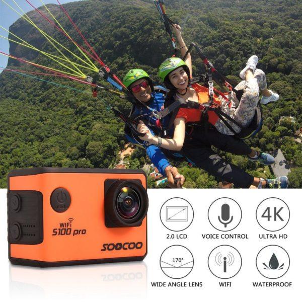 soocoo s100 pro екшън камера 3