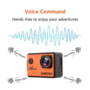 soocoo s100 pro екшън камера 4