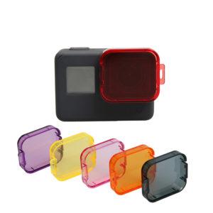 Цветни филтри за GoPro Hero 5 6