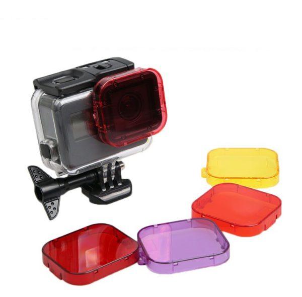Филтри за подводно снимане за GoPro Hero 5 6