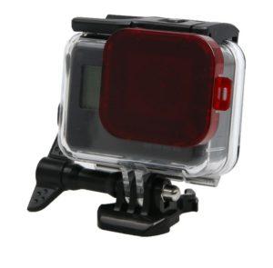 Червен филтър за подводно снимане за GoPro Hero 5 6