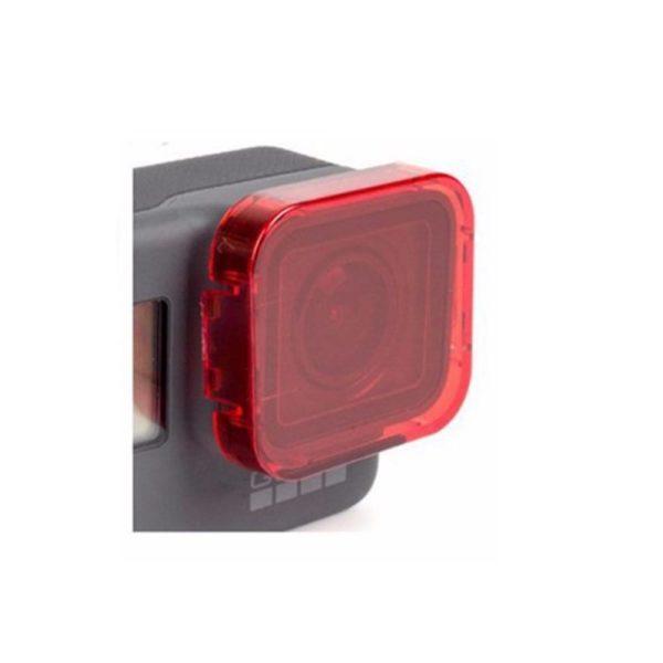 Червен филтър за подводно снимане за GoPro Hero 5 6 1