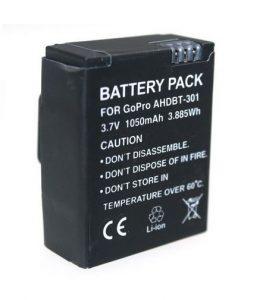 батерия за gopro hero 3 3+
