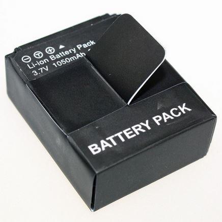 батерия за gopro hero 3 3+ 1a