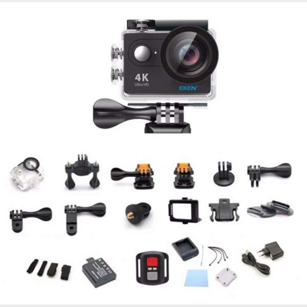 Екшън-камера-EKEN-H9R-4