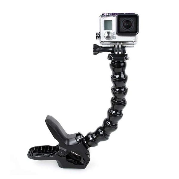 Camera-_Jaws-_Flex-_Clamp-_Mount-_Adjustable-_Neck-for-_Gopro-_Hero-4-3