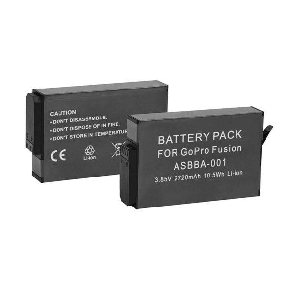 батерия за gopro fusion 1