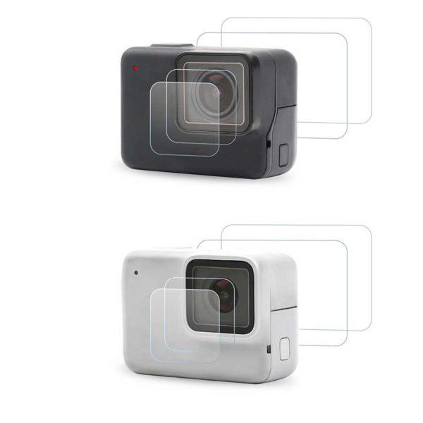 стъклен-протектор-за-GoPro-Hero-7-white-silver-3
