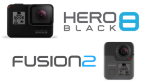 gopro hero8 fusion2