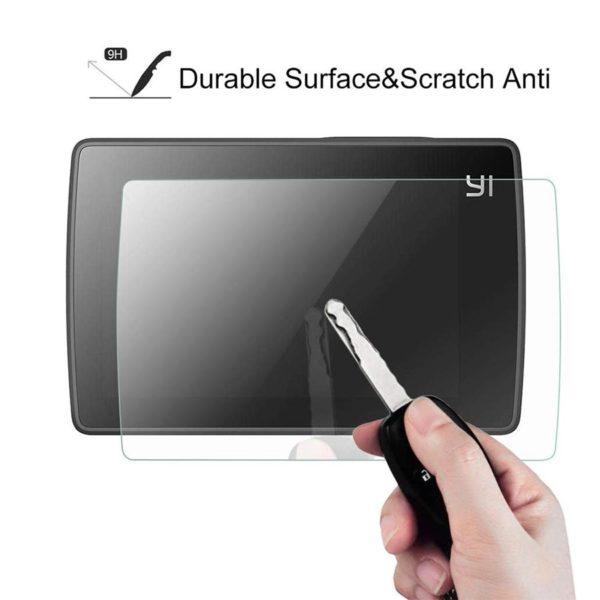 Стъклен протектор GARV за Xiaomi YI 4K YI 4K+ (Plus), За екрана 3
