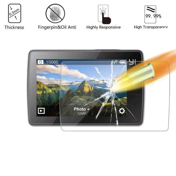 стъклен протектор GARV за Xiaomi YI 4K YI 4K+ (Plus), За екрана 4