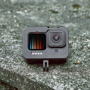 Рамка за GoPro Hero 9 Black, Алуминий, Черен 4